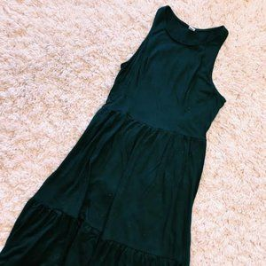 Old Navy Dresses - Old Navy Black Strapless Tiered Stretch Dress